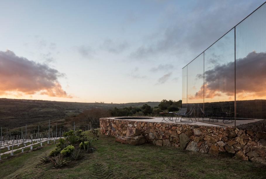 Regarder les étoiles au Sacromonte en Uruguay