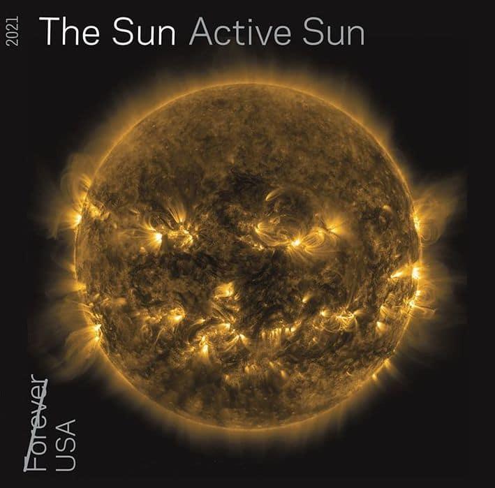 Timbre Soleil Actif