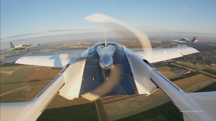 Voiture volante AirCar par Klein Vision