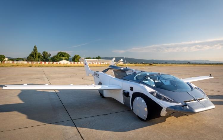 Vraie voiture volante