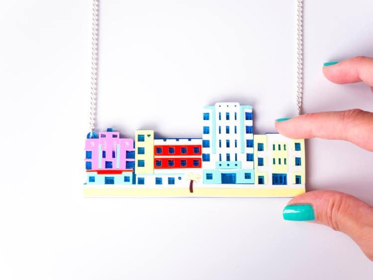 Guide des cadeaux de bijoux architecturaux