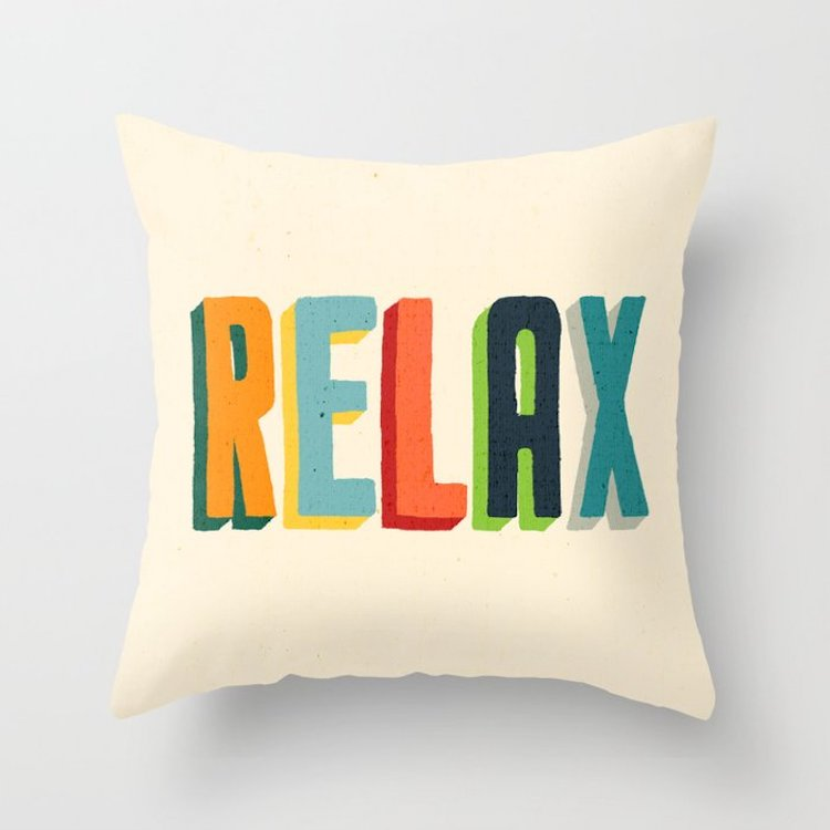 Relax Oreiller