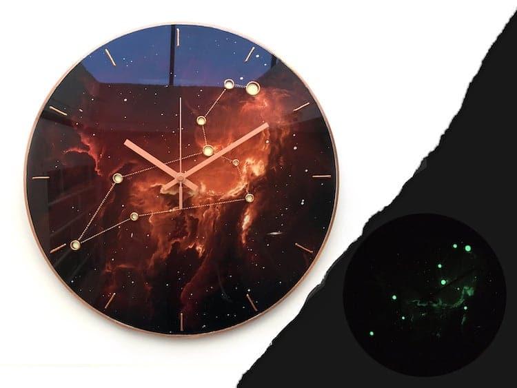 Horloge Constellation du Lion