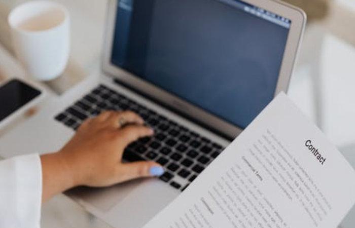 signer le PDF en ligne