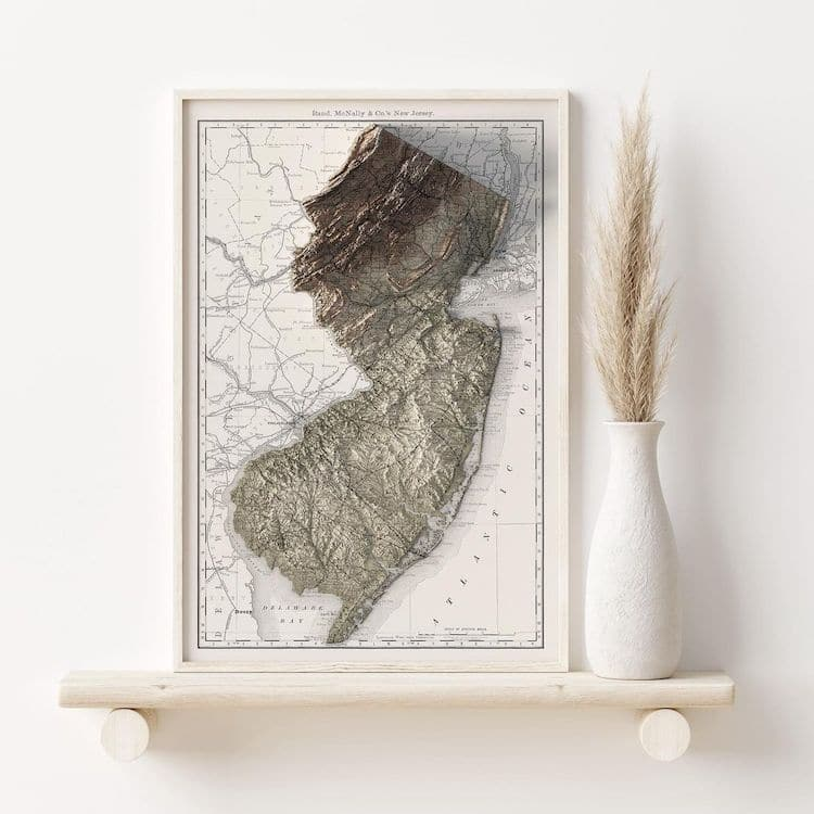 Cartes topographiques personnalisées