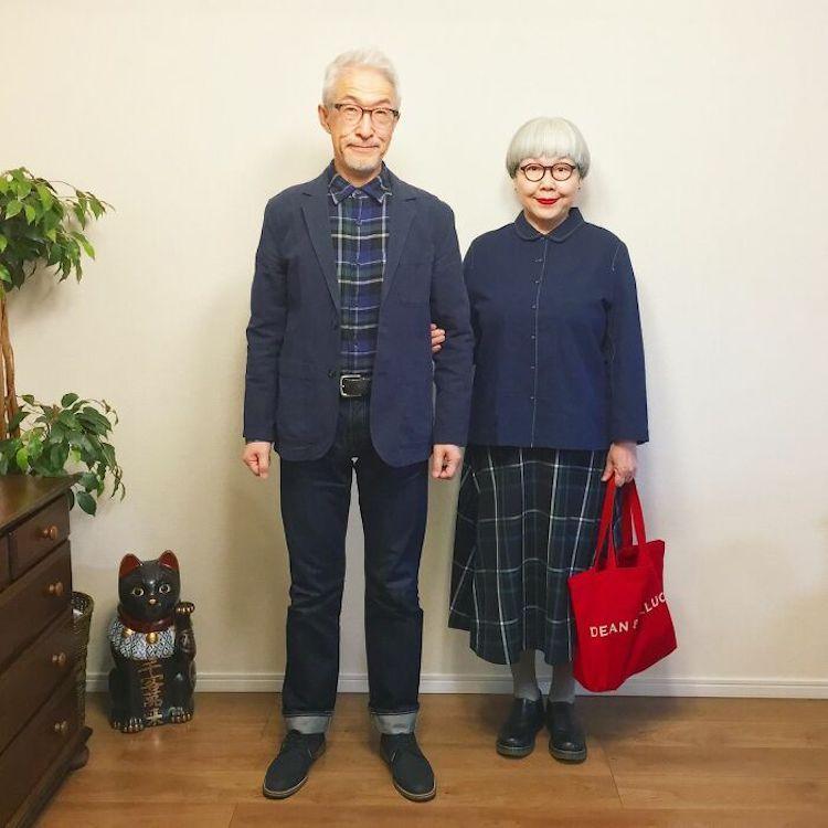 Tenues de couple assorties par bonpon