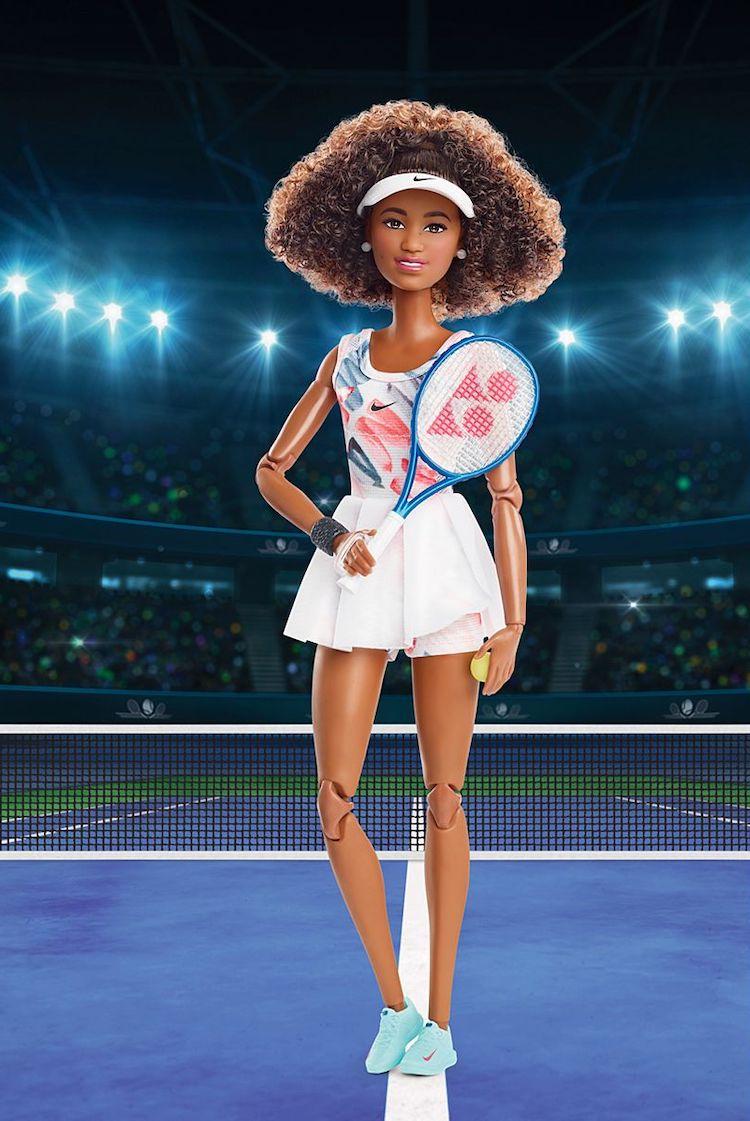 Naomi Osaka Modèles Poupée Barbie