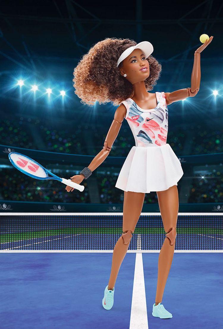 Poupée Barbie Signature Mattel Naomi Osaka