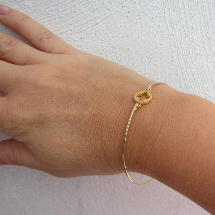 Bracelet Trèfle Renaissance
