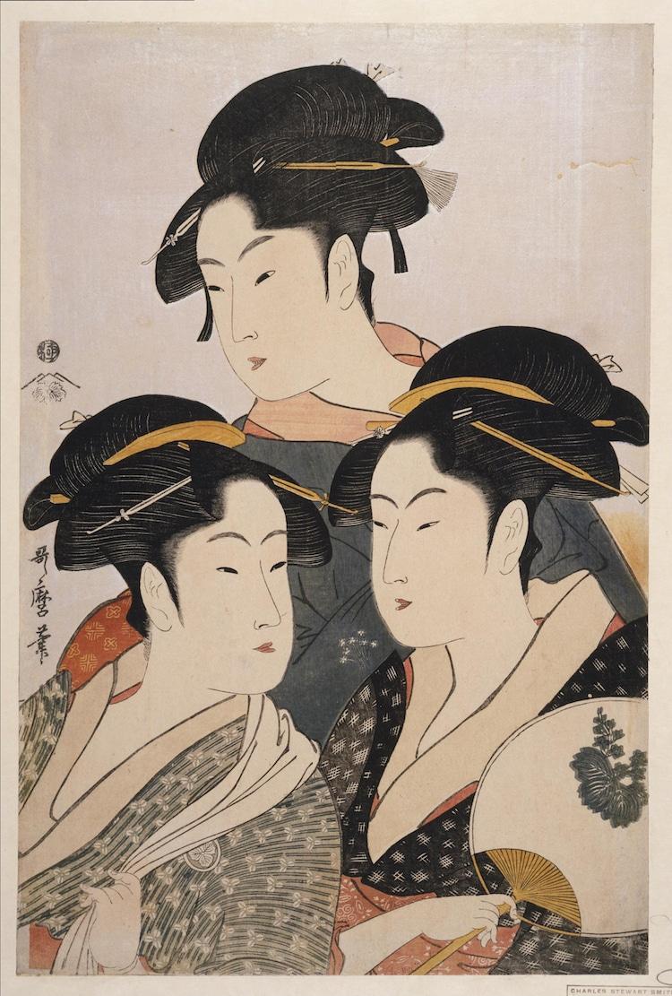 Histoire de l'estampe japonaise Ukiyo-e