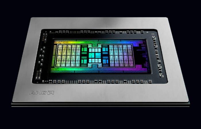 Processeurs graphiques Mac Pro AMD Radeon PRO série W6000X