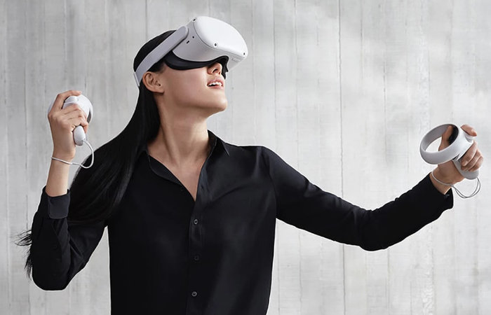 Facebook Oculus Quête 2