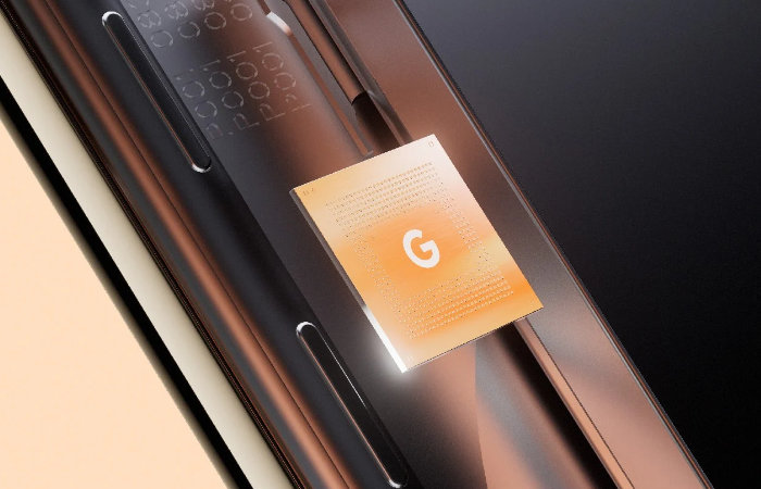 Processeur mobile Google Tensor