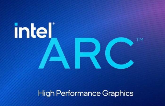 Marque graphique haute performance grand public Intel Arc