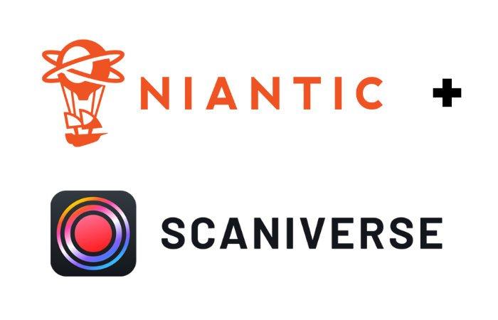 Les créateurs de Pokémon Go Niantic acquièrent l'application Scaniverse