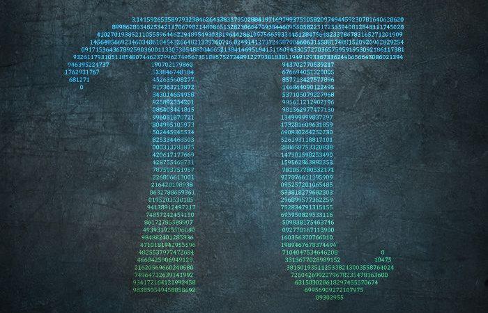 Pi calculé à 62800 milliards de chiffres