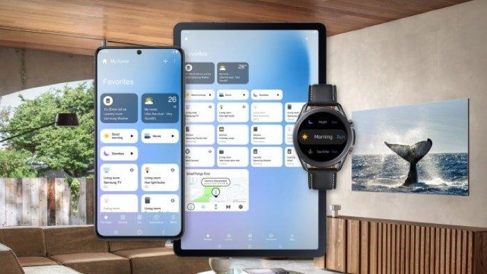 Samsung SmartThings Edge