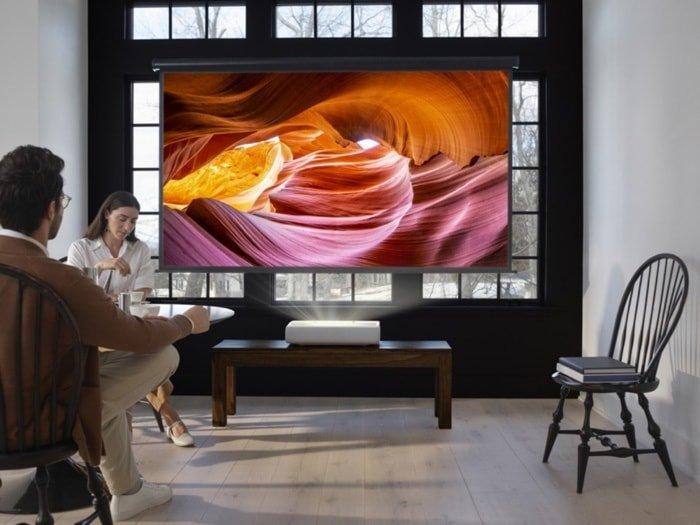 Projecteur Samsung The Premiere