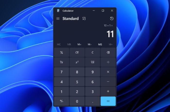 Mises à jour des applications Windows 11