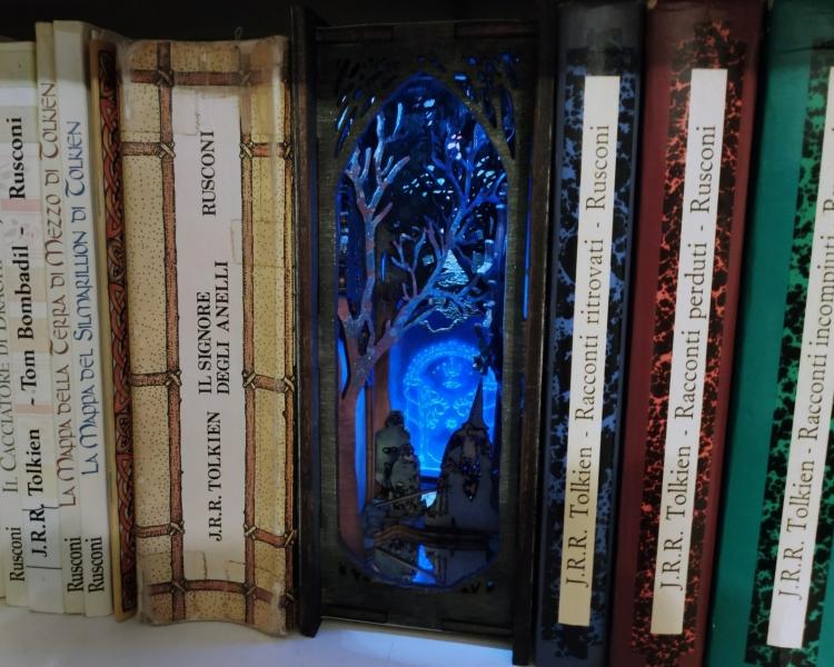 Bibliothèque Décor par Le 3 Befane