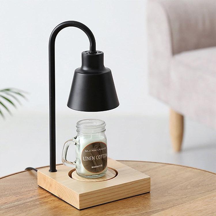 Lampe chauffe-bougie