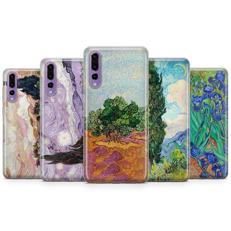 Vincent van Gogh coques de téléphone