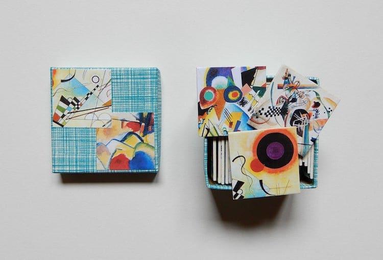 Jeu de mémoire Vassily Kandinsky