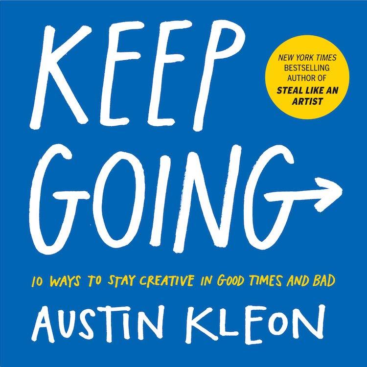 Continuez par Austin Kleon