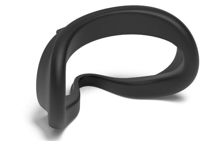 nouvelle housse en mousse pour le visage Oculus Quest 2 en silicone