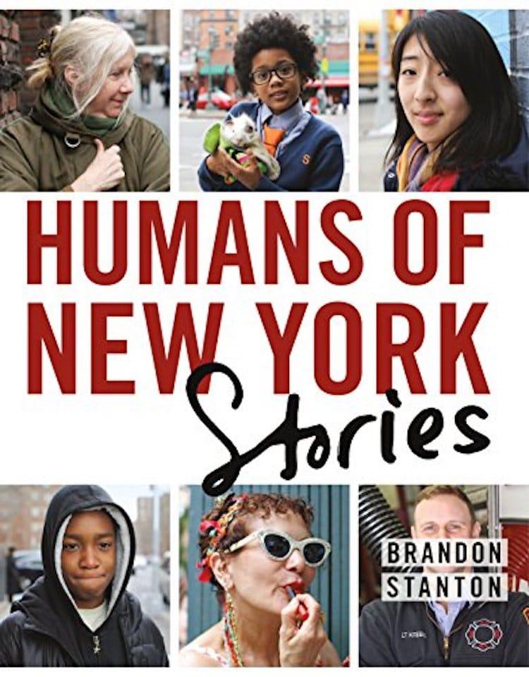 Livre Les humains de New York
