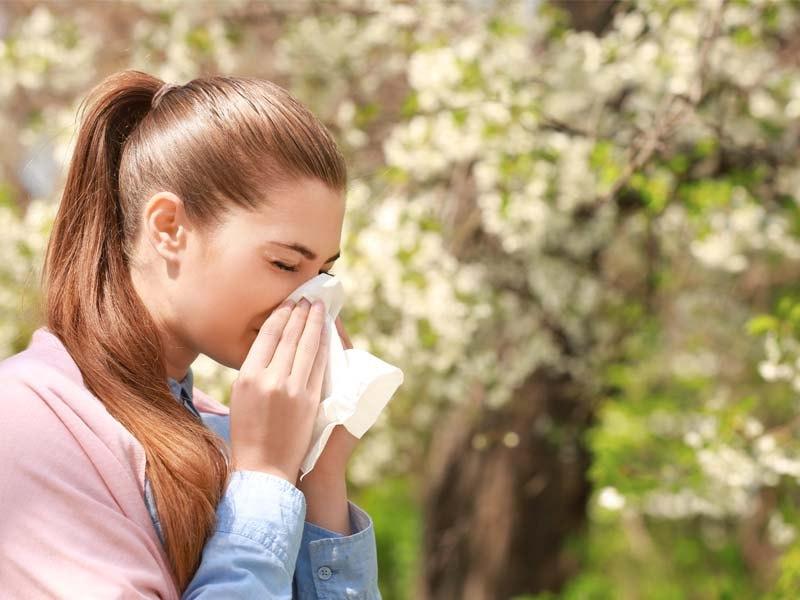 remèdes maison pour les allergies
