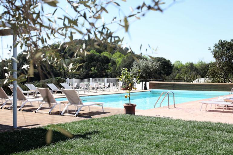Sentiment d'appartenance à la Villa Lena [Italy]