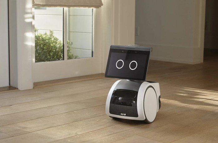 Robot domestique Amazon Astro