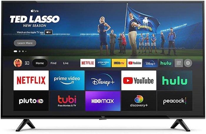 Amazon Fire TV série 4