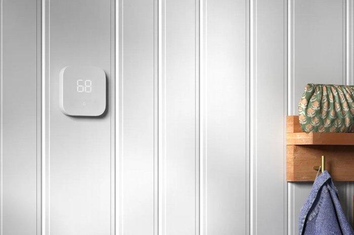Thermostat intelligent Alexa