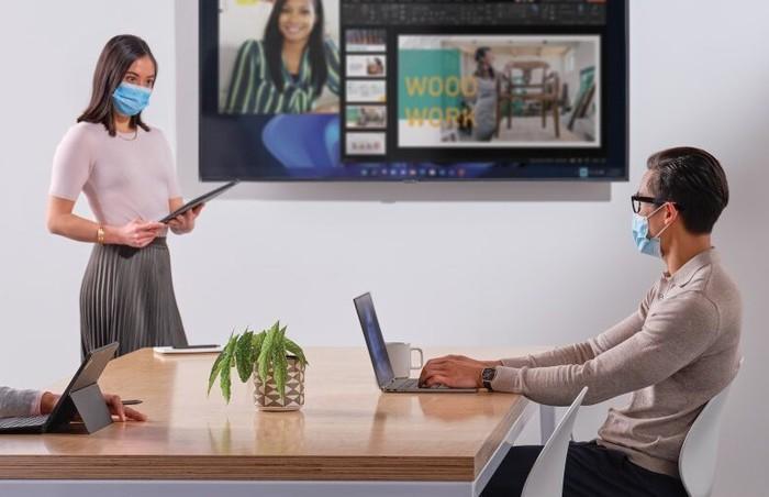 Fonctionnalités de Microsoft Teams pour un nouveau travail hybride
