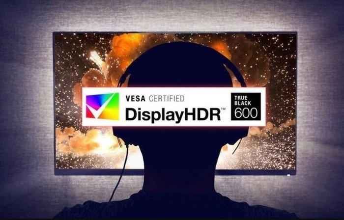 Écran VESA HDR True Black 600