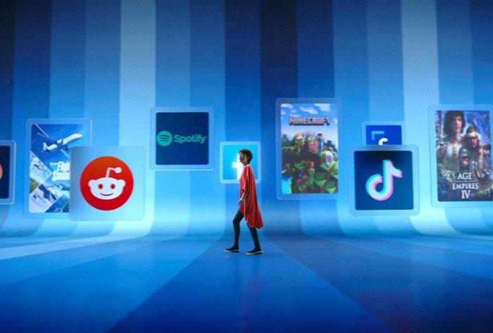 publicité Windows 11