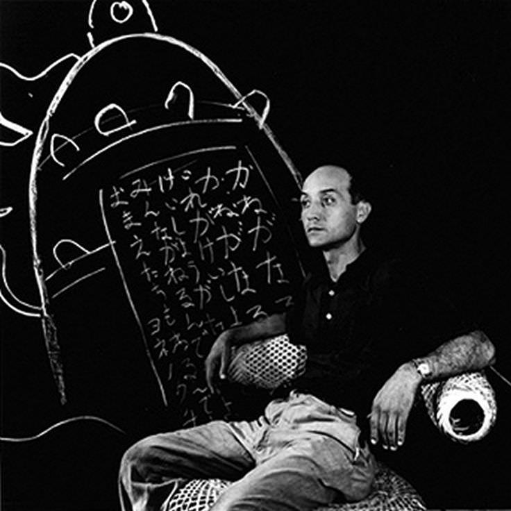 Sculpteur Isamu Noguchi, créateur de la table Noguchi