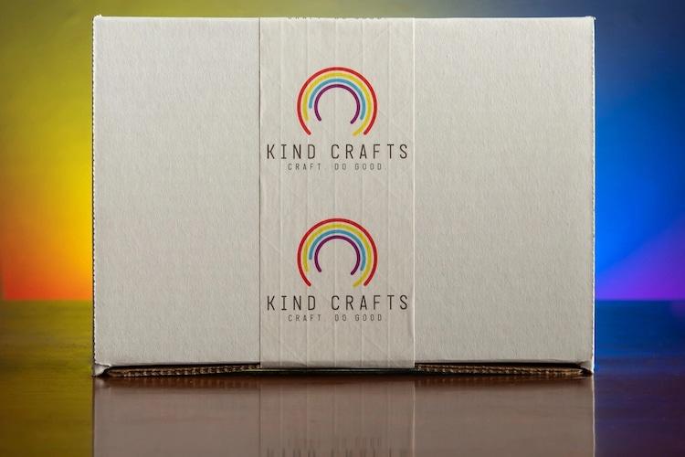 Boîtes d'abonnement d'art et d'artisanat Cratejoy
