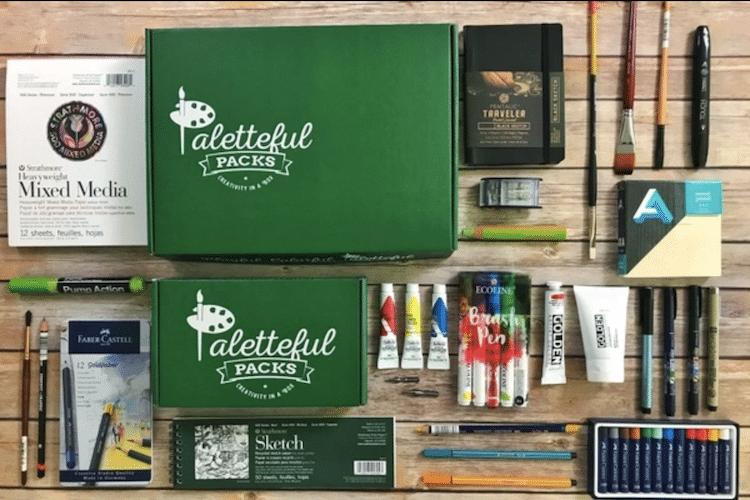 Packs de palettes