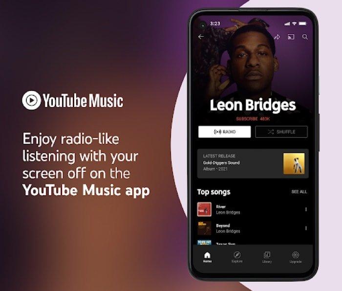 Musique Youtube